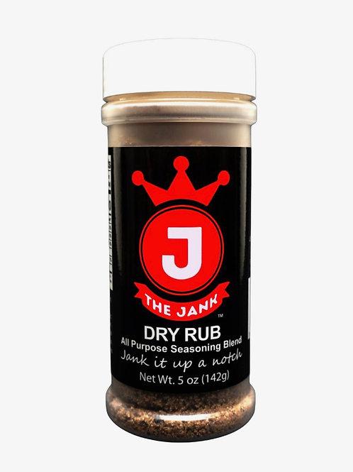 The Jank Dry Rub (Qty 1) 5oz