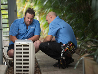 Why it's important to have your Air Conditioning Unit Serviced Annually