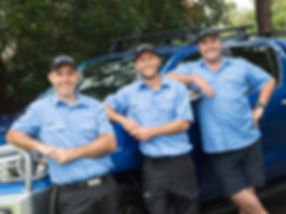 The team at Absolute Integrity Air Conditioning Services