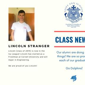 Lincoln Stranger