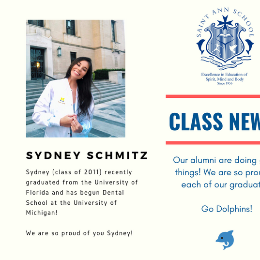 Sydney Schmitz
