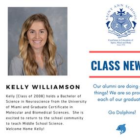 Kelly Williamson