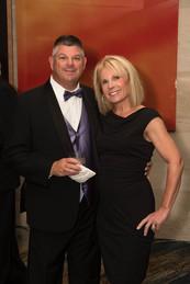 Mr. and Mrs. Scott Curvey