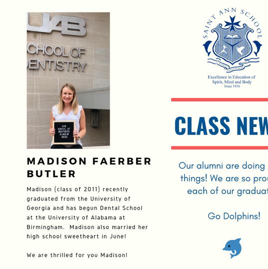 Madison Faerber