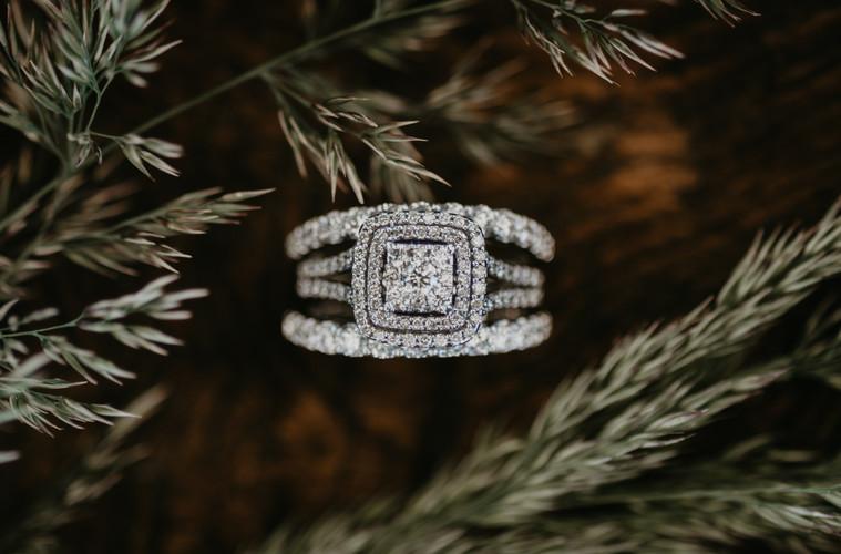 Folk Wedding Ring