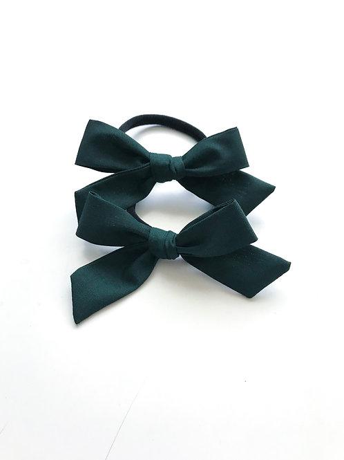 School Collection// Pack Mini Alexia // Verde Botella