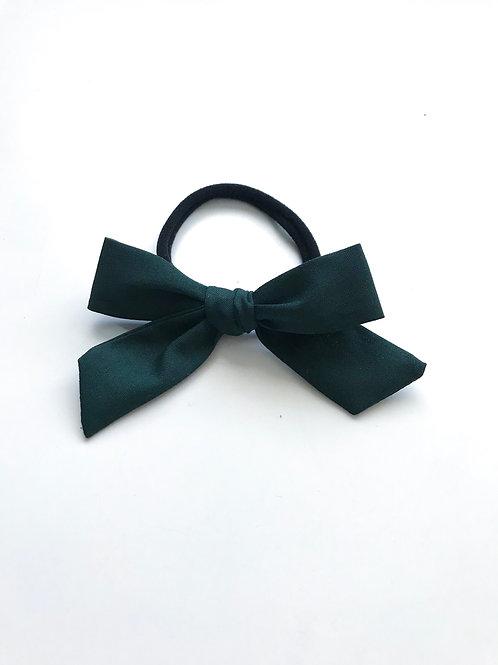 School Collection // Mini Alexia // Verde Botella