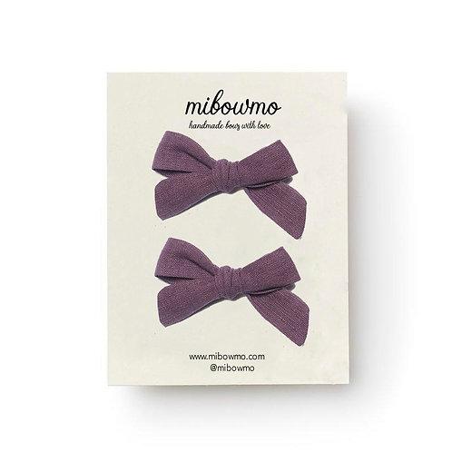 Pack Mini Alexia // Violet Linen