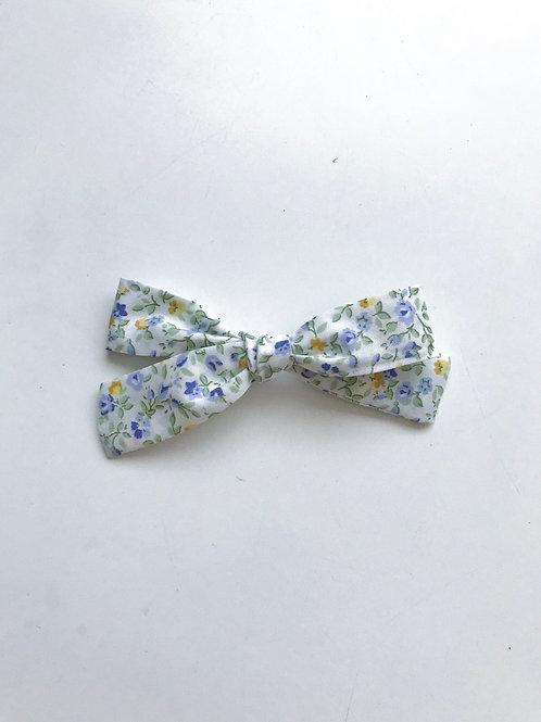 Mini Alexia // Autumn Flowers Blue