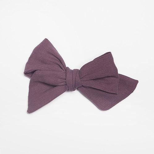 Maxi Sissi // Violet Linen