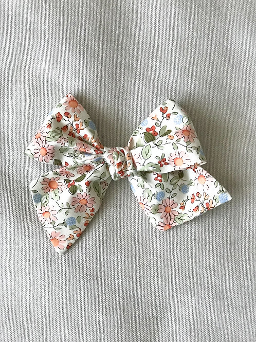 Vintge Collection // Sissi bow // Flores teja