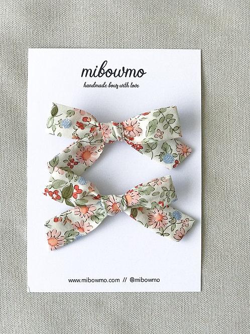 Vintage Collection // Pack Mini Alexia // Flores Teja