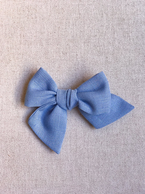 Sissi Bow // Lino Azul