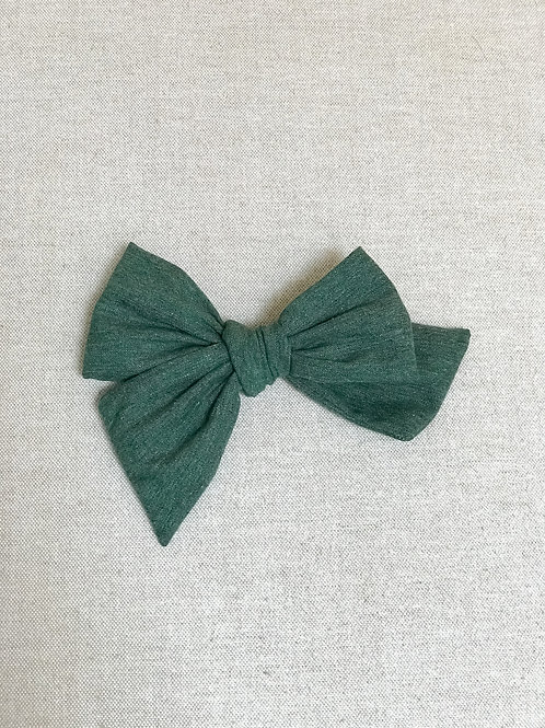 Maxi Sissi // Green Cozy