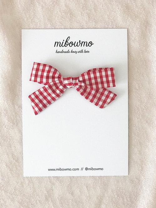 Mini Alexia // Picnic Rojo
