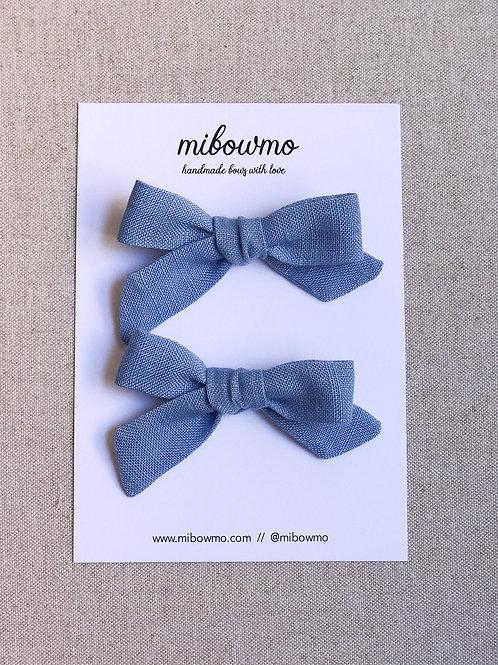 Pack Mini Alexia // Lino Azul