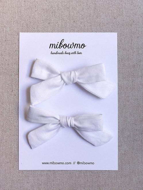 Pack Mini Alexia // Lino Blanco