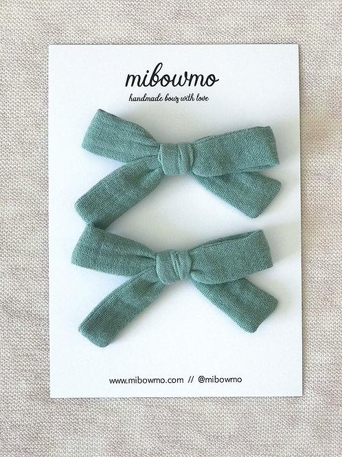 Pack BAMBULA // Mini Alexia // Verde
