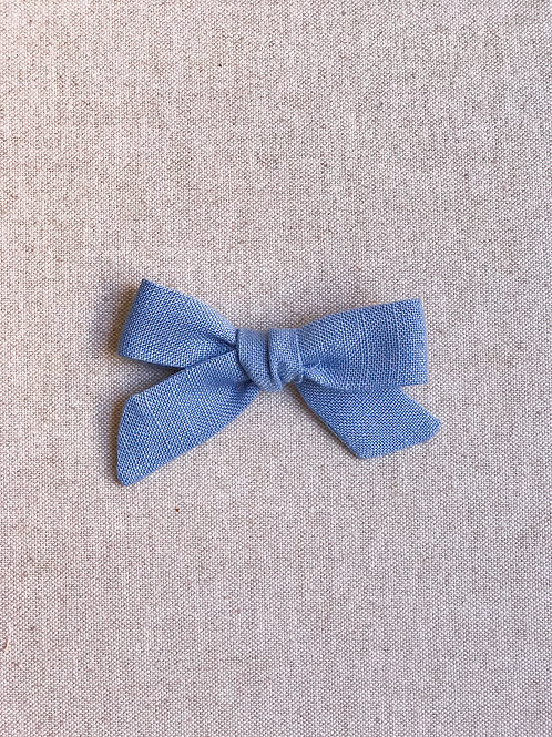 Mini Alexia // Lino Azul
