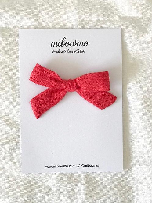 Mini Alexia // Lino Rojo