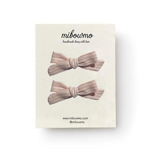 Pack Mini Alexia // Lino Rayas Rosas