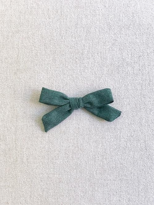 Mini Alexia // Green Cozy