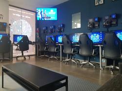 Sala gaming Valdemoro