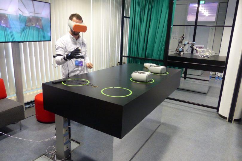 realidad virtual y cirugia
