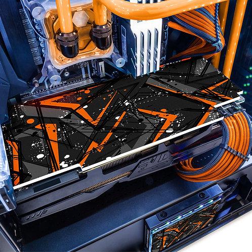 Placa GPU Orange no rgb