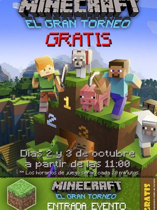 Torneo Minecraft