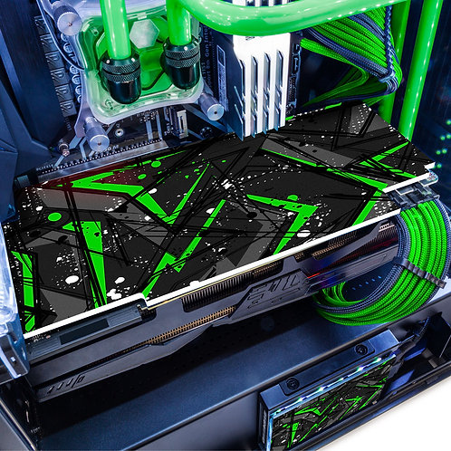 Placa GPU Green no rgb