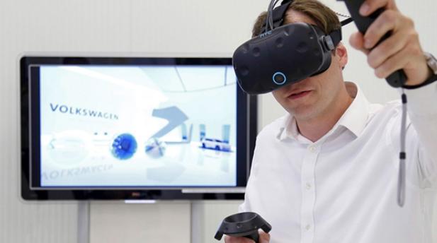 Volkswagen usa VR