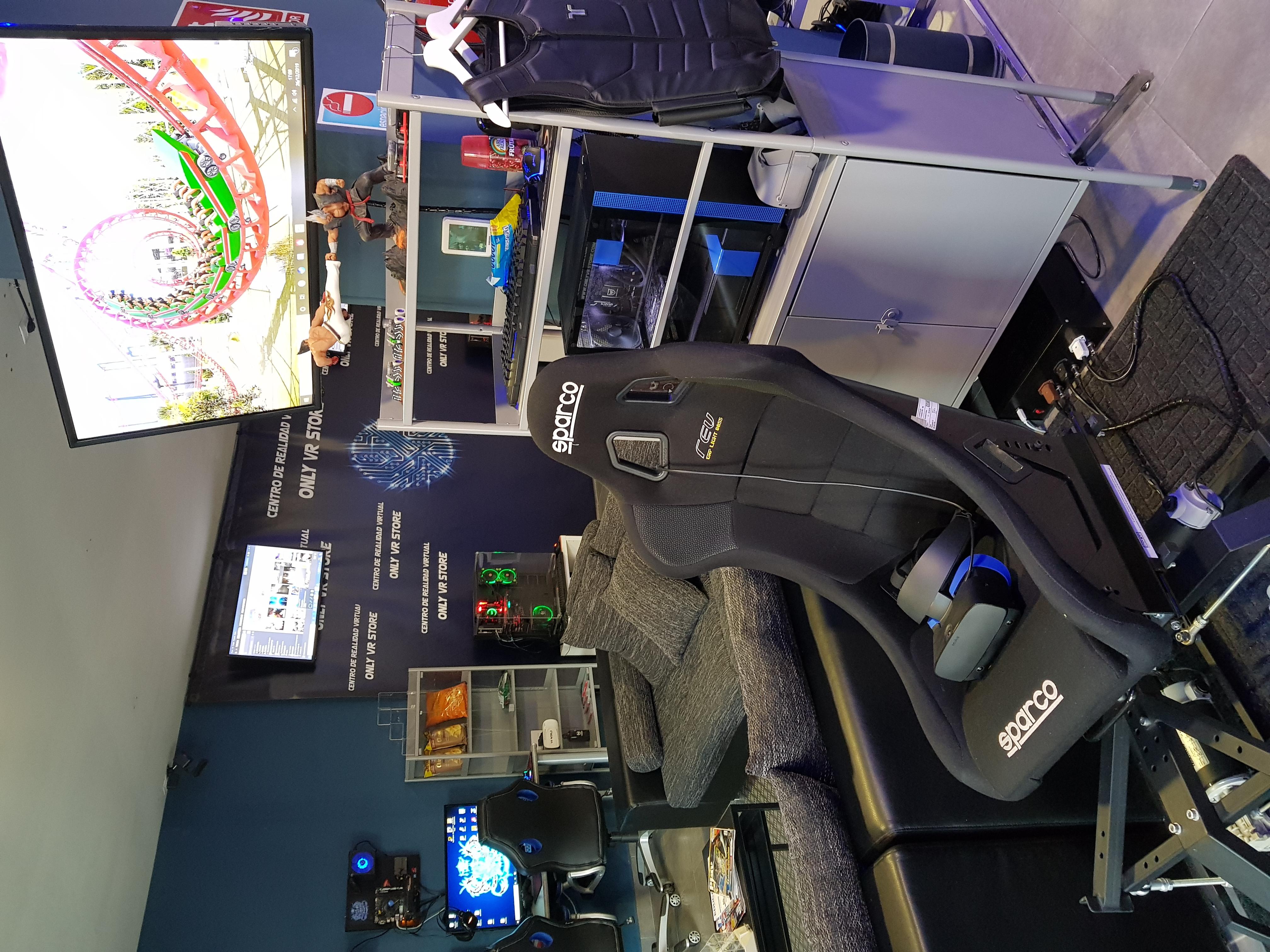 Simuladores VR