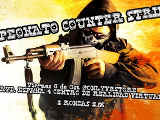 II Campeonato de Counter Strike en realidad virtual
