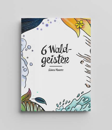 6 Waldgeister
