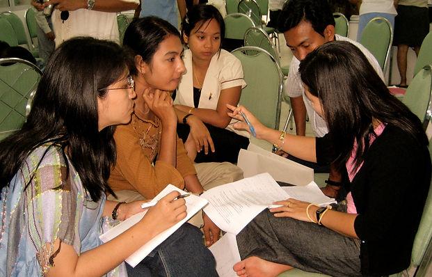 Myanmar Working Group