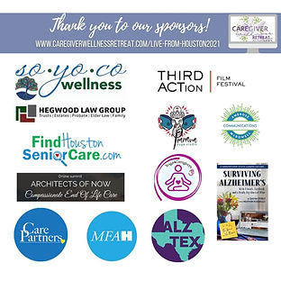Houston2021 sponsors