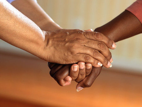 Why Caregivers Should Accept Help