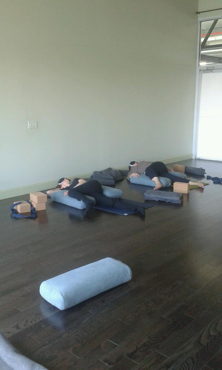 Private Small Group Yoga