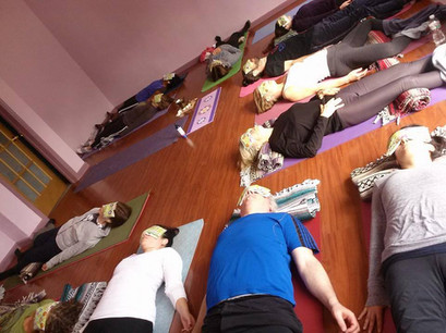 New Years Day Yoga Class NJ