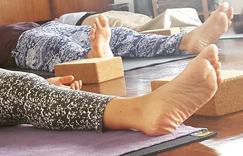 Kimma Stark Yoga