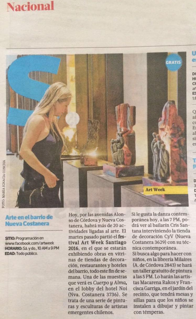 prensa esculturas