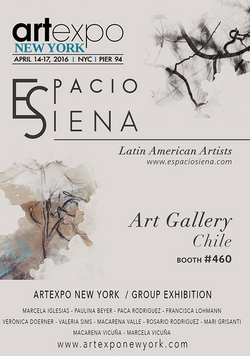 AE NY 16 Espacio Siena Gallery