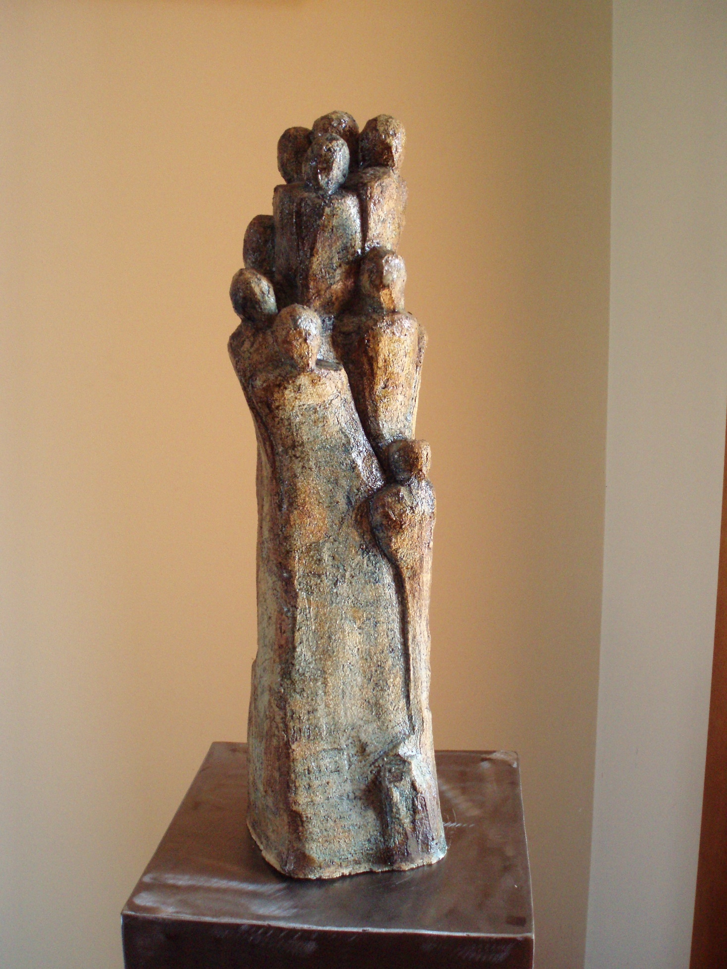 Escultura Gres