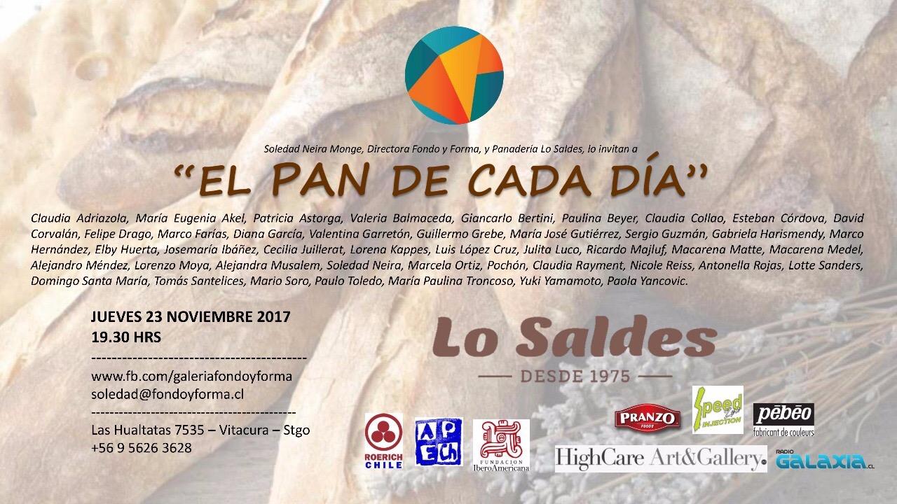 Expo El Pan de Cada Día