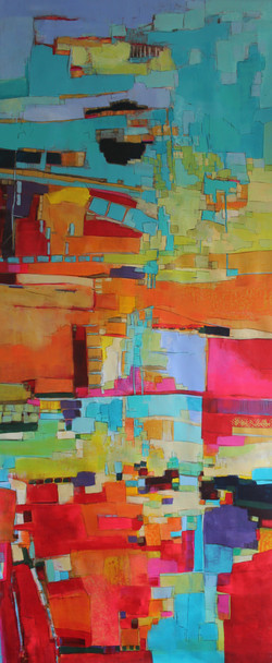 Colorful Paulina Beyer