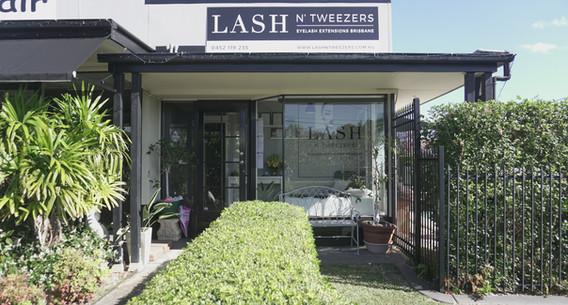 Lash N Tweezers Salon
