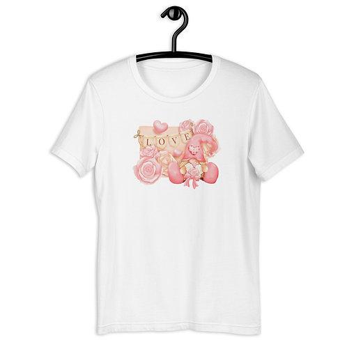 LOVE Gnome Short-Sleeve T-Shirt