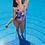 Thumbnail: Purple Camo One-Piece Swimsuit