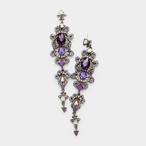 Pageant Worthy Earrings